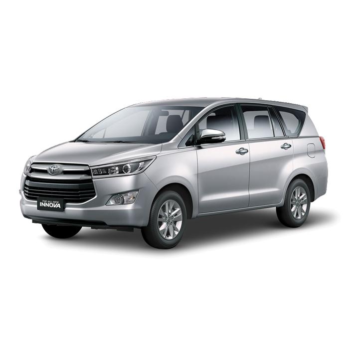 Toyota Innova Silver Metallic
