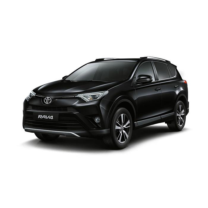 Toyota Rav4 Black Mica