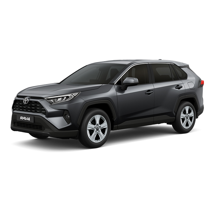 Toyota RAV4 Dark Gray Metallic