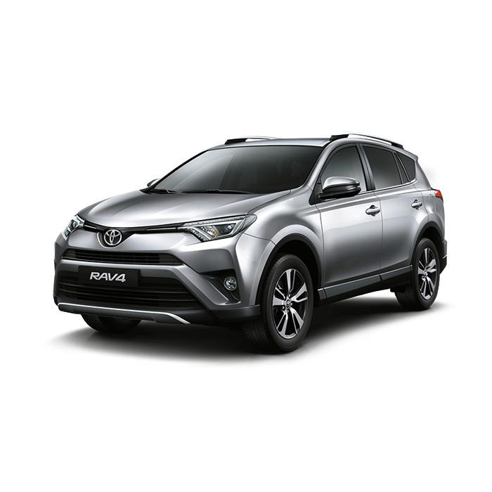 Toyota Rav4 Silver Metallic