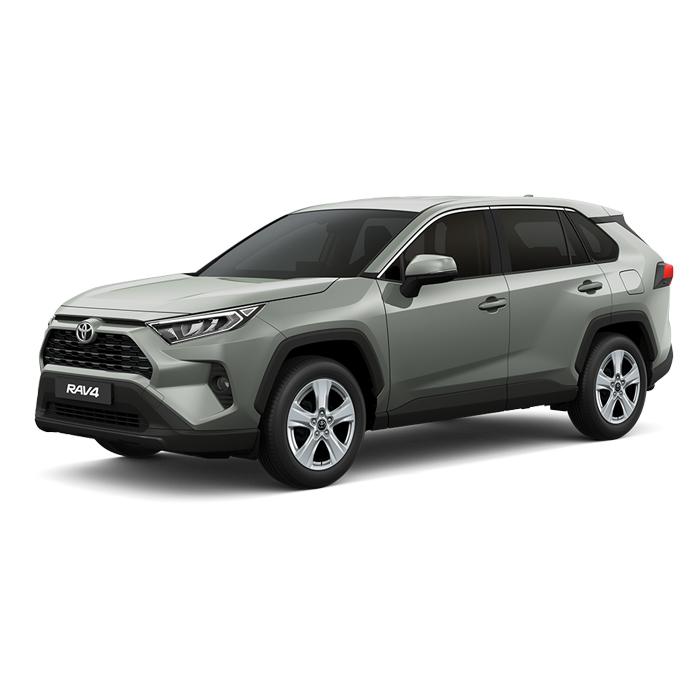 Toyota RAV4 Urban Khaki