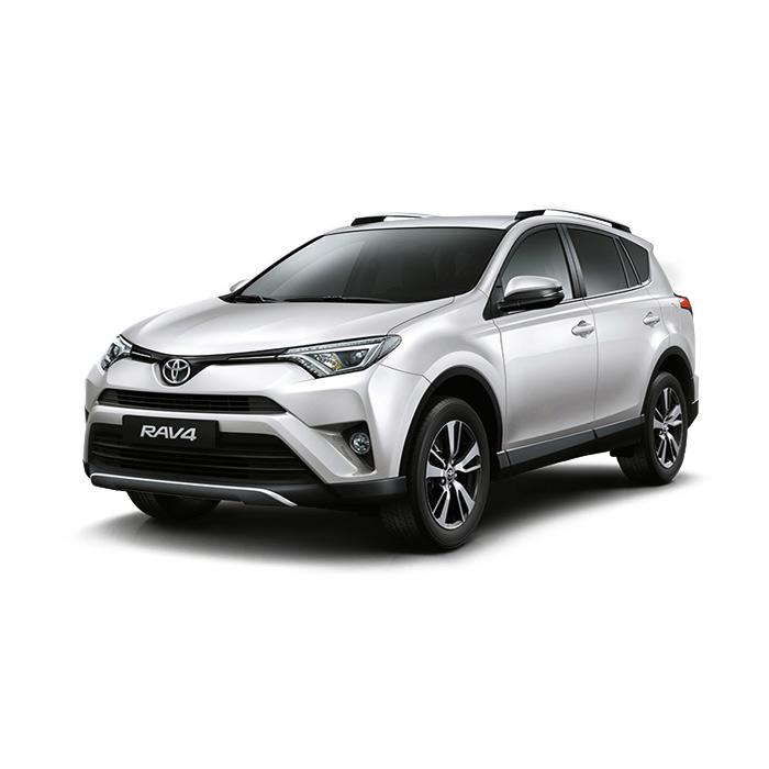 Toyota Rav4 White Pearl Metallic