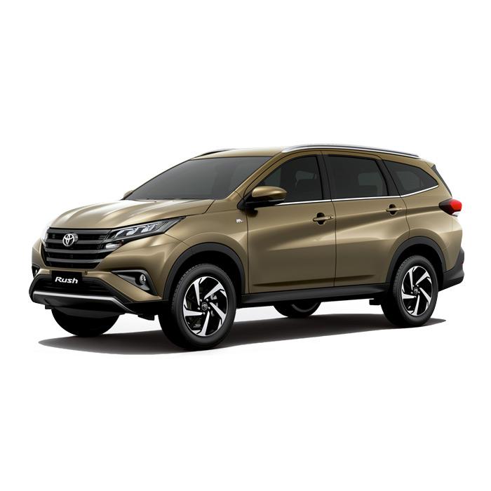Toyota Rush Bronze Mica