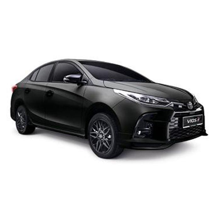 Toyota Vios Black GR-S