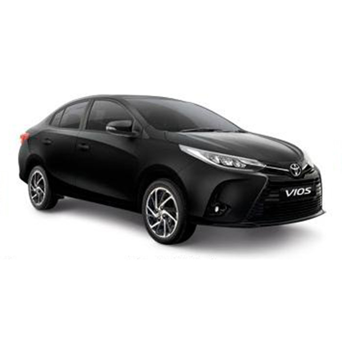 Toyota Vios Black update