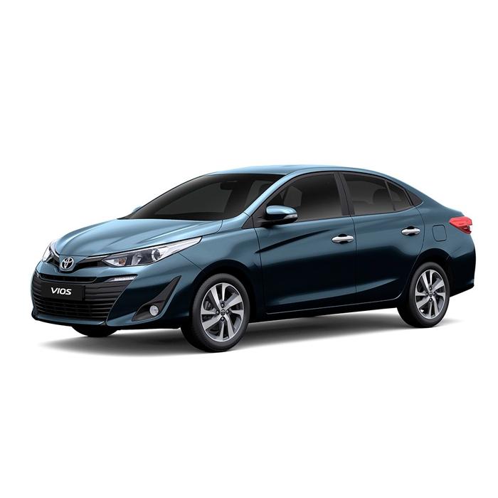 Toyota Vios G E Grayish Blue Philippines