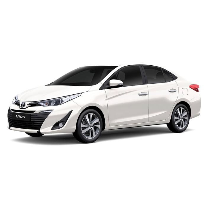 Toyota Vios G White Pearl Philippines