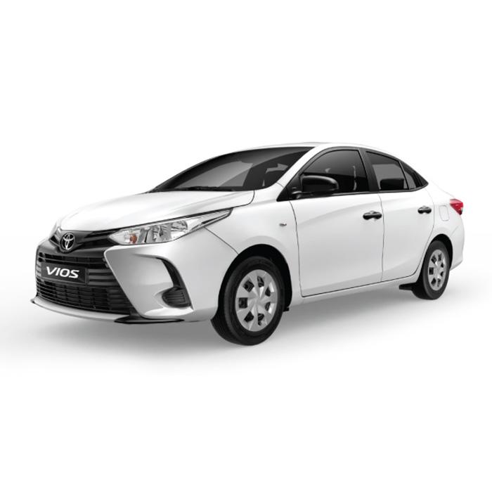 Toyota Vios Super White