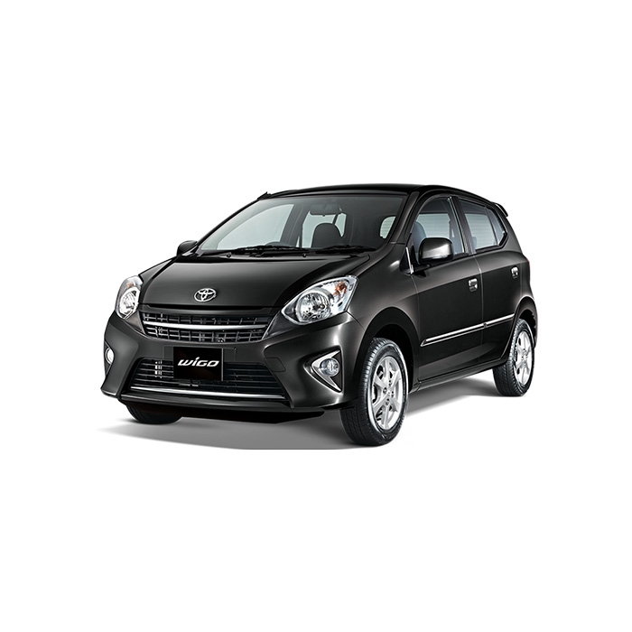 Toyota Wigo Black