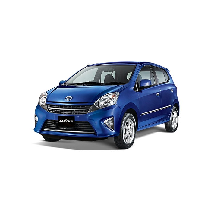 Toyota Wigo Blue Metallic