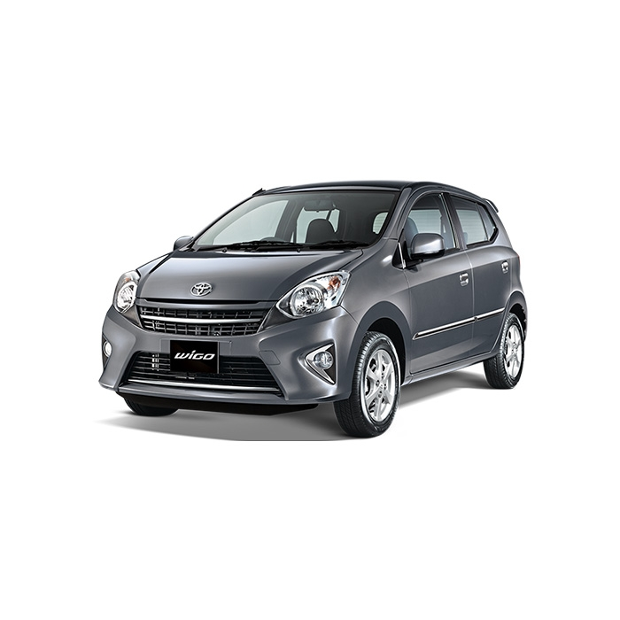 Toyota Wigo Gray Metallic