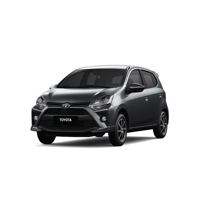 Toyota Wigo Gray Metallic
