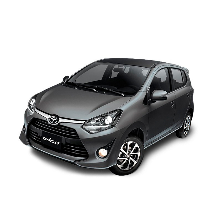 Toyota Wigo Gray Metallic Philippines
