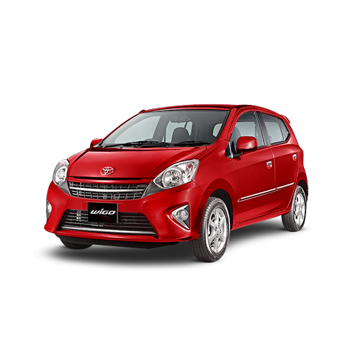 Toyota Wigo Red