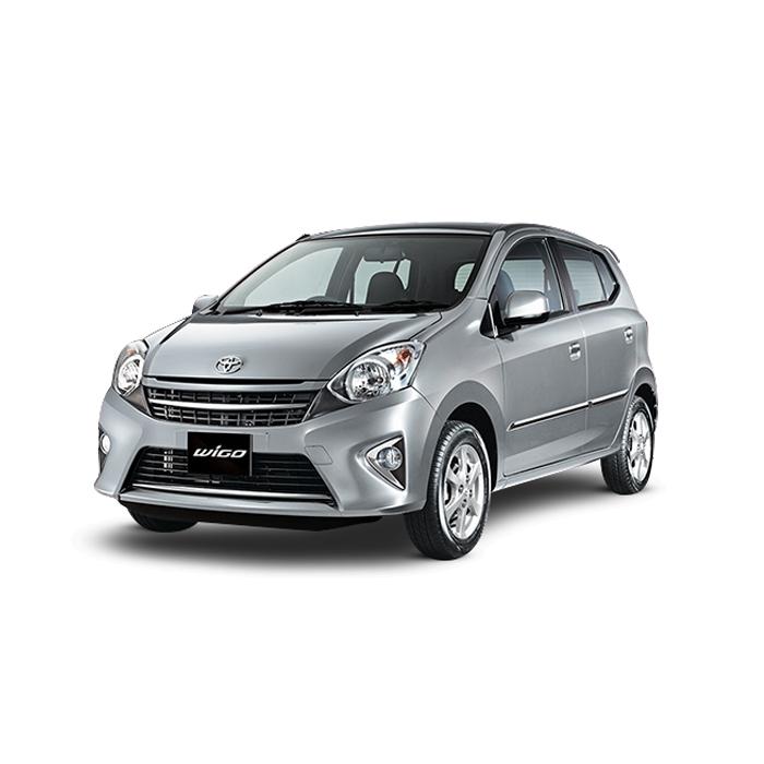 Toyota Wigo Silver Metallic