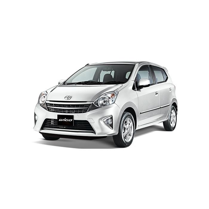 Toyota Wigo White