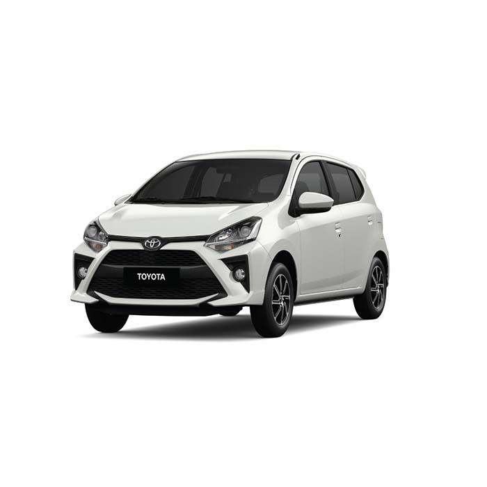 Toyota Wigo White Philippines