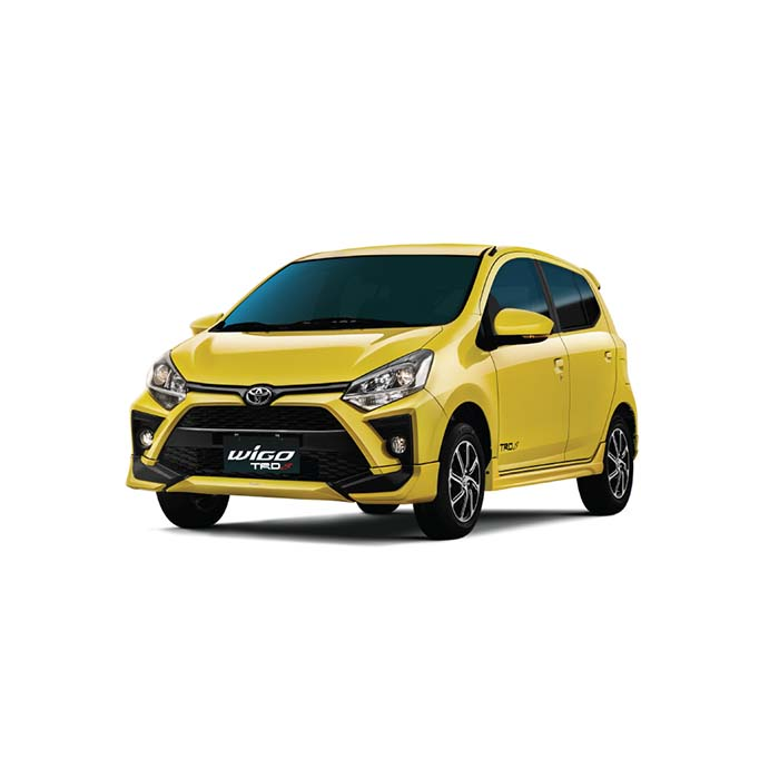 Toyota Wigo Yellow SE Philippines