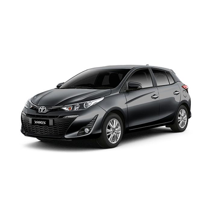 Toyota Yaris Attitude Black Mica