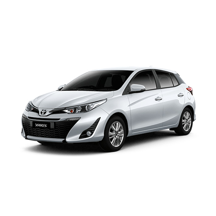 Toyota Yaris Super White II
