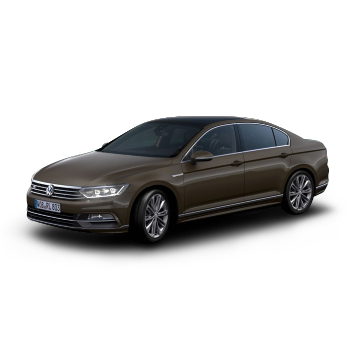 Volkswagen Passat Black Oak Brown