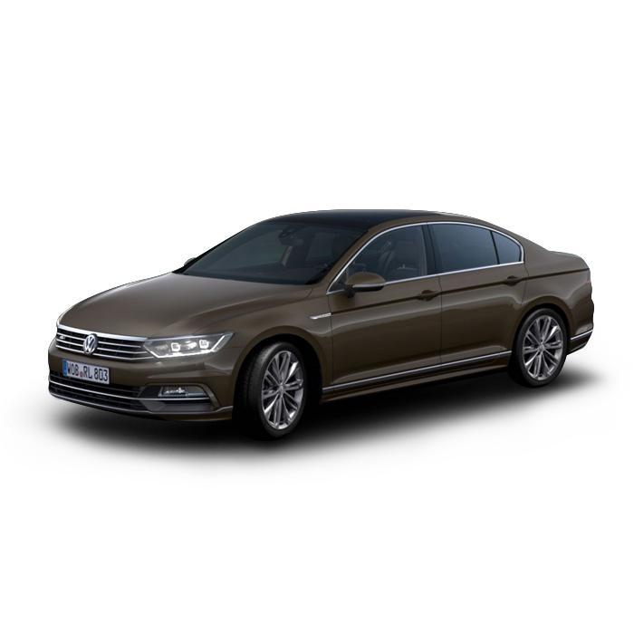 Volkswagen Passat Black Oak Brown