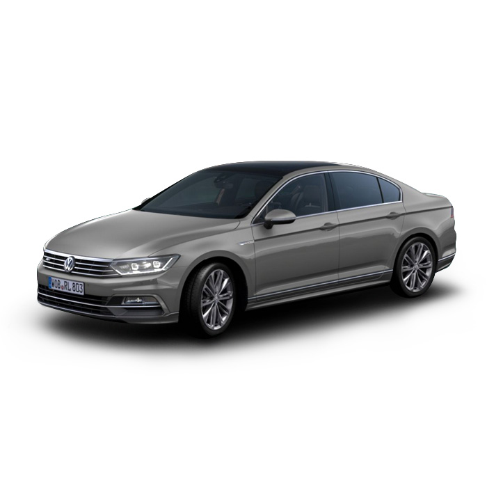 Volkswagen Passat Indium Gray Metallic