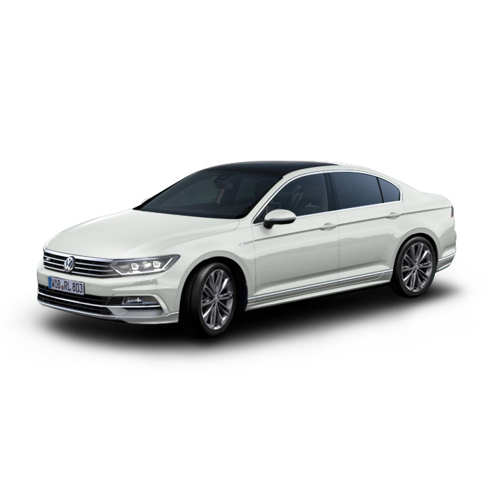 Volkswagen Passat Oryx White Mother of Pearl