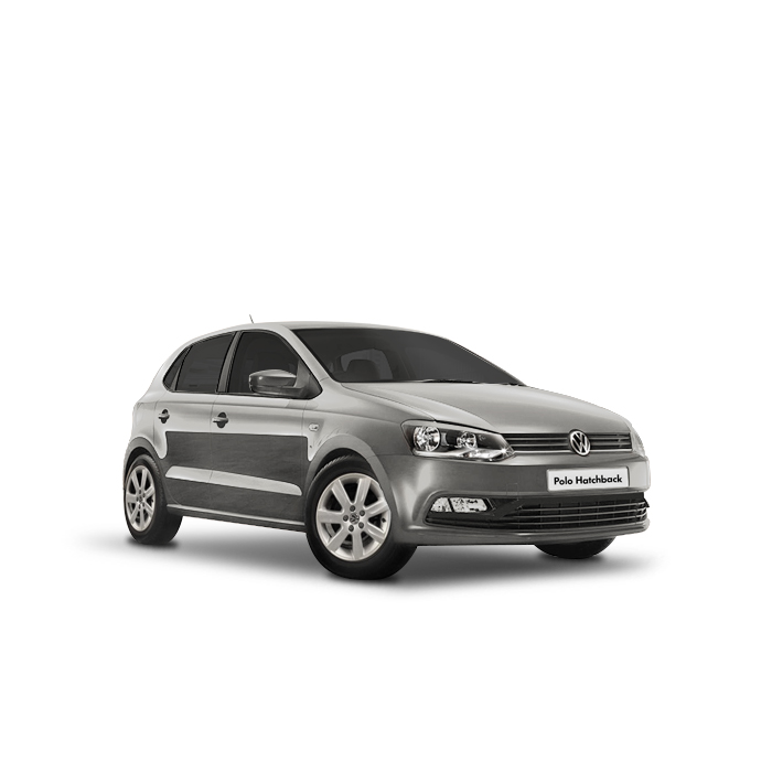 Volkswagen Polo Hatchback Candy White