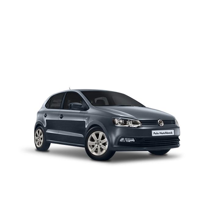 Volkswagen Polo Hatchback Night Blue Metallic