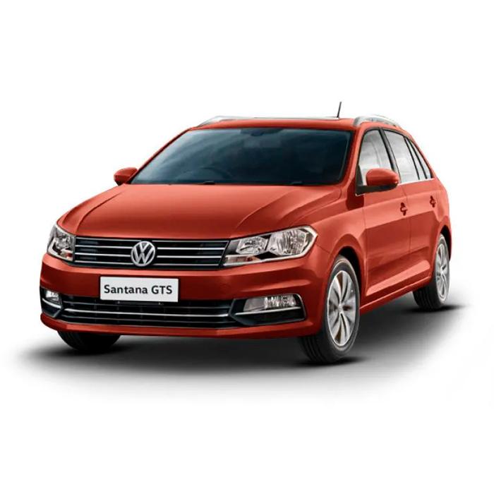Volkswagen Santana GTS Red Metallic Philippines