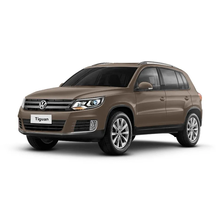 Volkswagen Tiguan Hunting Brown