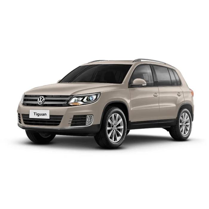 Volkswagen Tiguan Titanium Beige