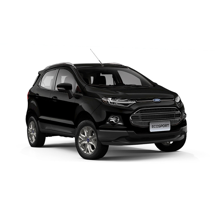Ford EcoSport Panther Black