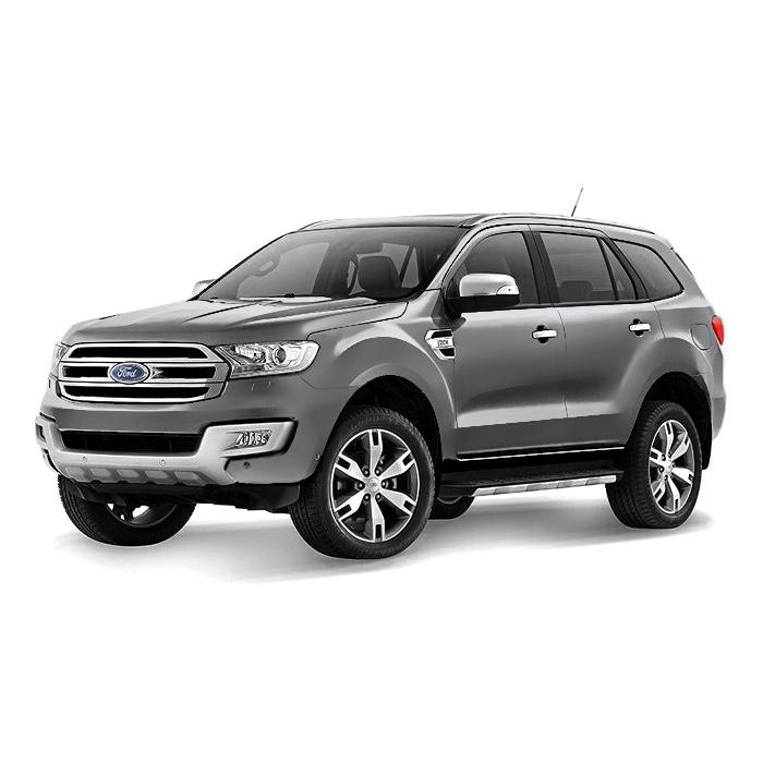 Ford Everest Aluminum Metallic