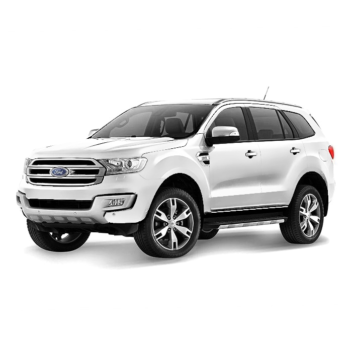 Ford Everest Cool White