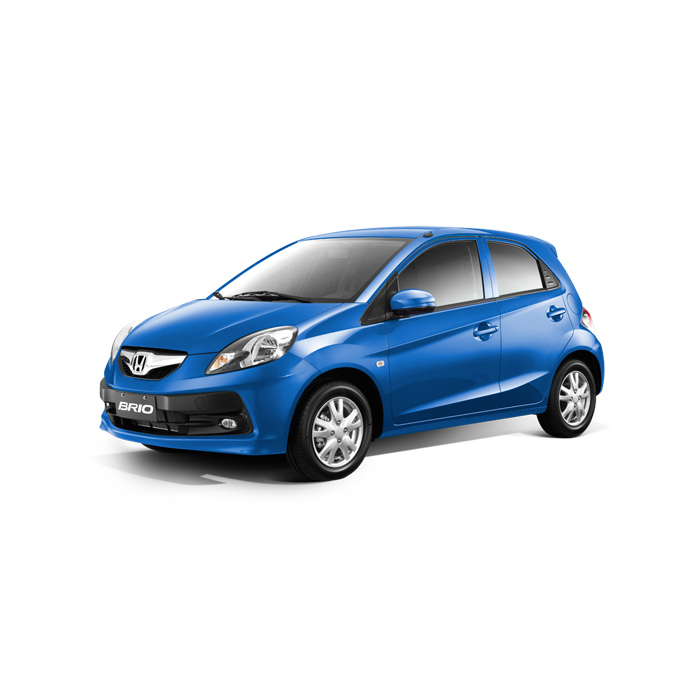 Honda Brio Brilliant Sporty Blue