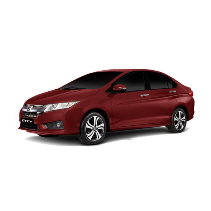 Honda City Carnelian Red Pearl