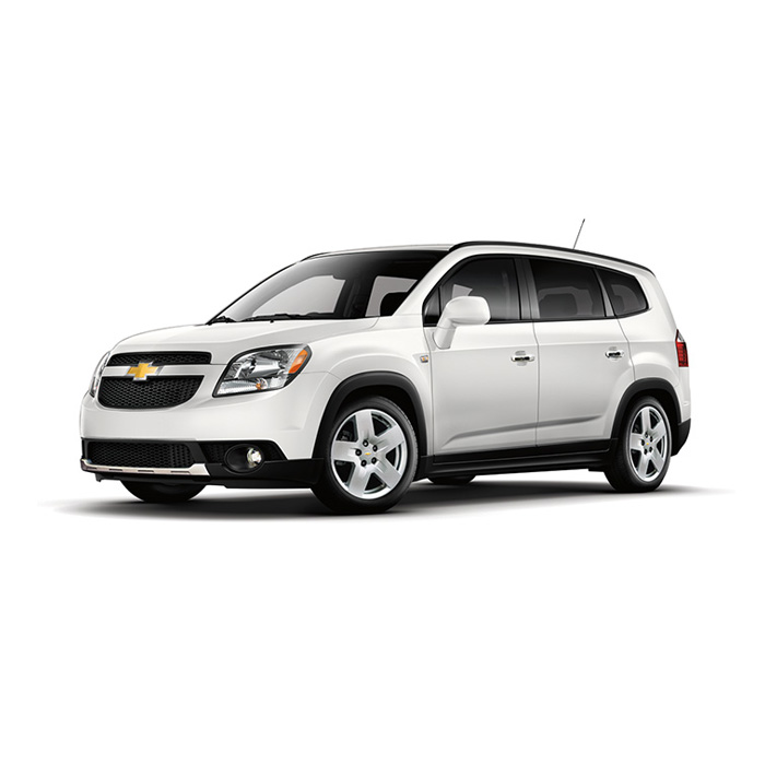 Chevrolet Orlando Summit White