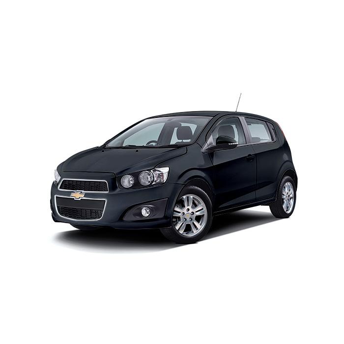Chevrolet Sonic Hatchback Carbon Flash