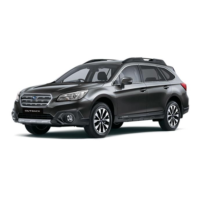 Subaru Outback Dark Grey Metallic