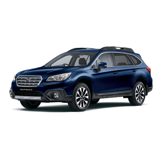 Subaru Outback Lapis Blue Pearl