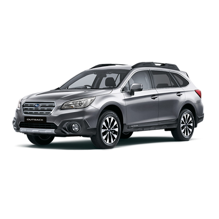 Subaru Outback Platinum Grey Metallic