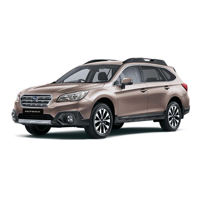 Subaru Outback Tungsten Metallic