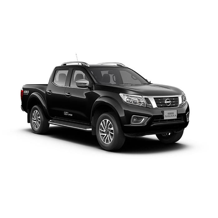 Nissan Navara Galaxy Black