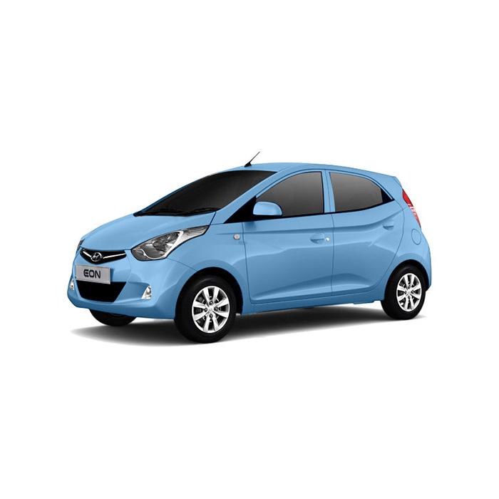 Hyundai Eon Clean Blue