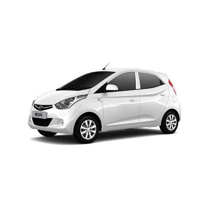 Hyundai Eon Coral White