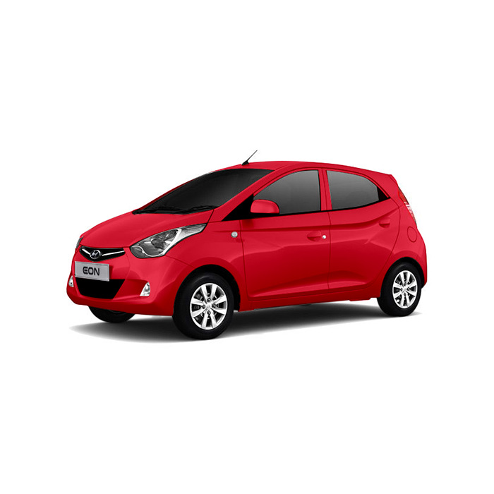 Hyundai Eon Electric Red