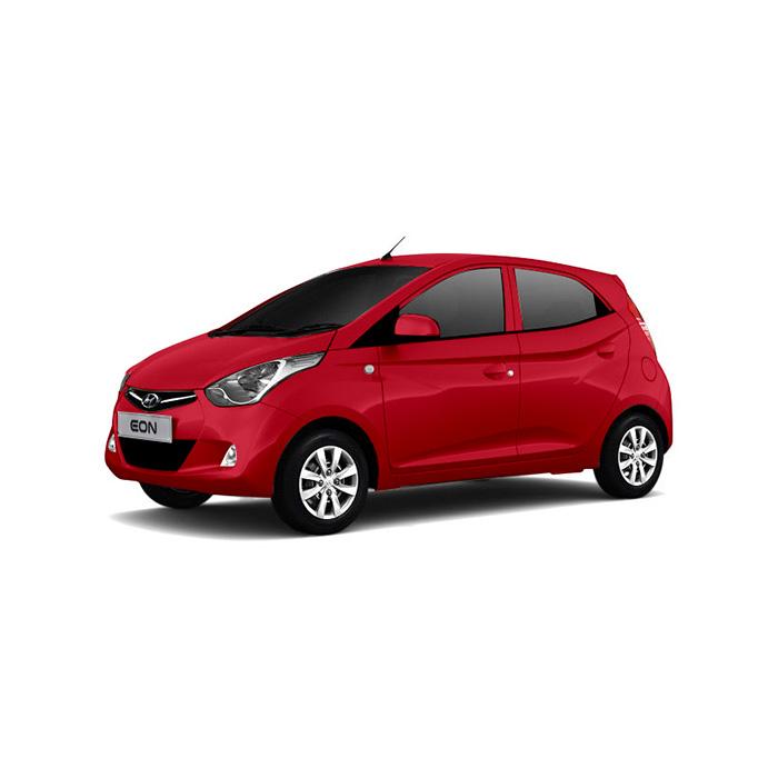 Hyundai Eon Maharajah Red