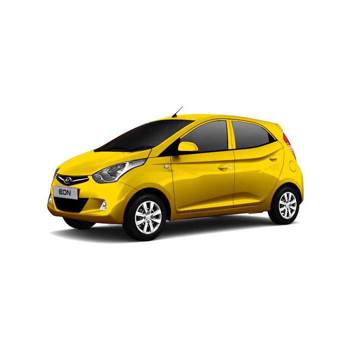 Hyundai Eon Yellow